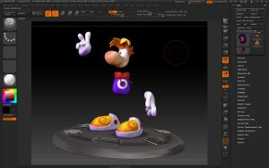 Rayman finished by sav8197