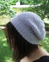 Hipster Hat in Lavender by LiebeTacos
