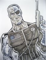 Deathlok the Demolisher by calslayton