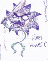 Killer Flower by DirtyZephyrAssassin