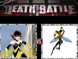Death Battle Wasp vs Bumblebee by jss2141