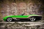 1967 Cehvrolet Corvette by TOPvt