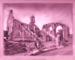 Crossraguel Abbey, Scotland, UK (for now) by 80sdisco