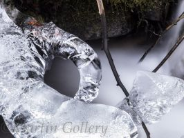 Icy Creek140128-25 by MartinGollery