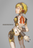 Aigis by Shinigamiwyvern