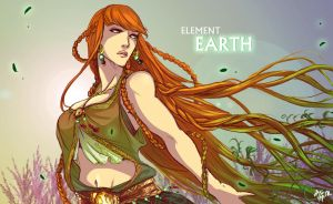 Element Earth by ElementJax