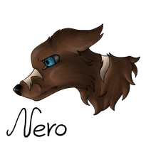 .:[DRAWING] NERO HEADSHOT:. by Maniactheleader