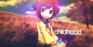 childhood by ChemistFlow