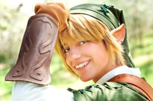 The Legend of Zelda - Link TP 04 by JustBeFriend