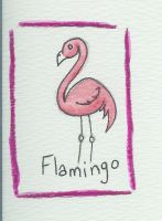 Flamingo by kairanie