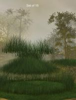 Landscaping Grass by oldhippieart