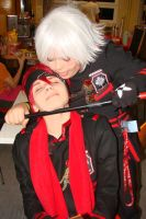 DGM: I want lick you.. by Mika1991