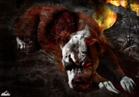 hellhound on my trail by thitz