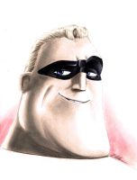 Mr. Incredible by husseindesign