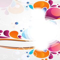 Free Colorful Vector Background by cristina012