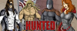 The Hunted Banner by Pigbert