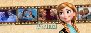 Anna | Timeline Facebook by Howie62