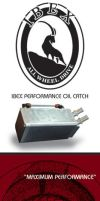 IBEX Oil Catch Advertising by smokejaguar