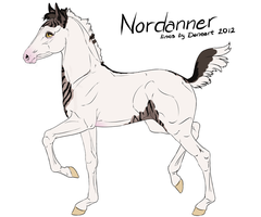NS Foal 2437 by NorthEast-Stables