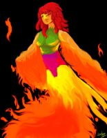Rising Fire by Silent-nona-light