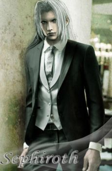 Sephiroth - Fashion by akonyah
