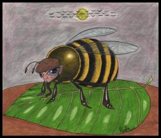 To Bee or Not To Bee by Pascalism