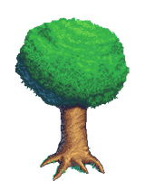 Pixel Tree V2 by API-Beast
