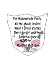 The Masquerade Party by fyimcool