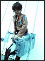 -Gear Up- (Eren Jaeger) by KT-ExReplica