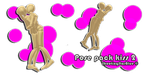 Pose pack kiss 2 by ShootingStarBlue