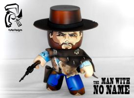 Man with No Name : Eastwood by FullerDesigns