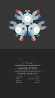 Magneton by WEAPONIX