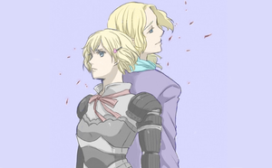 Jeanne d'arc and France by princessbutterfly53