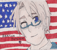 America by pungender