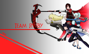Team RWBY Timeskip by fkim90