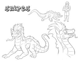 Snipes Reference Sheet - WIP by secoh2000