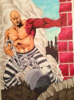 The Absorbing Man! by Lionzstorm