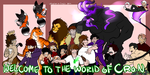 The World of Cron by UniGalvacron