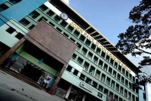 John Paul II College of Davao Facade by pjcb12