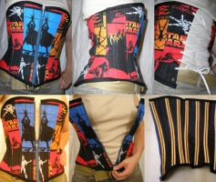 Star Wars Corset by ladyDoor