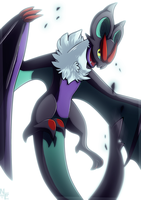 Noivern by ZIODYNES