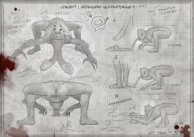 Thing Under Bed - Character sheet by albino-Z