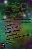 keep the beat poster 09 by OldGill