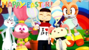 Happy Easter! by GheiBaikonStrips