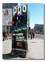 Berlin Wall - You Can Do It Too by WillFactorMedia