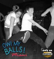 OW My Balls Miami by Agent-Spiff