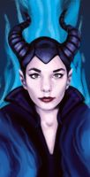 RGD Maleficent final by cluis