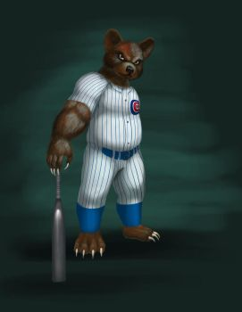 Cubs colored by lazpev
