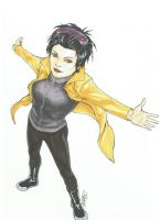 Jubilee - Scanned Version by CrazyBluePsychopath