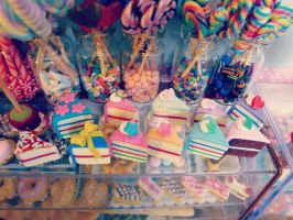 New cakes by LittlestSweetShop